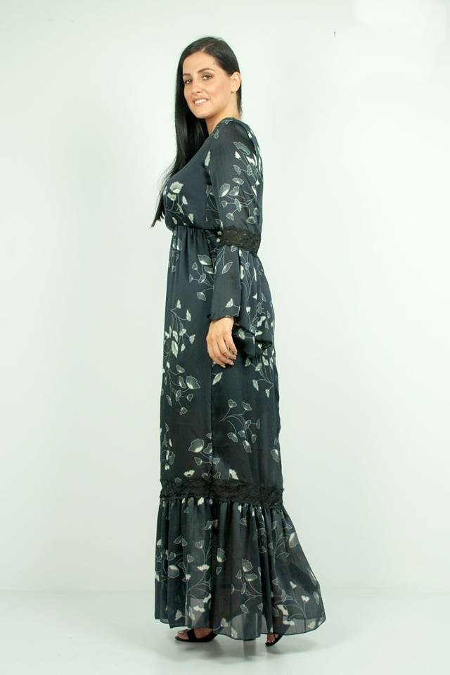 Maxi φόρεμα εμπριμέ - Penelope Style and Accessories in fashion 5c3b55aff88